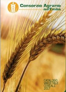 CATALOGO VARIETALE CEREALI 2017 - Consorzio Agrario dell\'Emilia ...